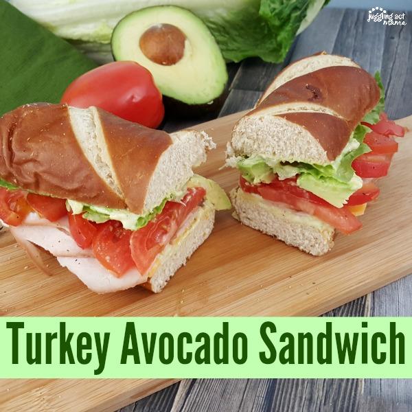 Delicious-Turkey-Avocado-Sandwich-with-homemade-avocado-ranch-dressing-sponsored-OscarMayerNatural