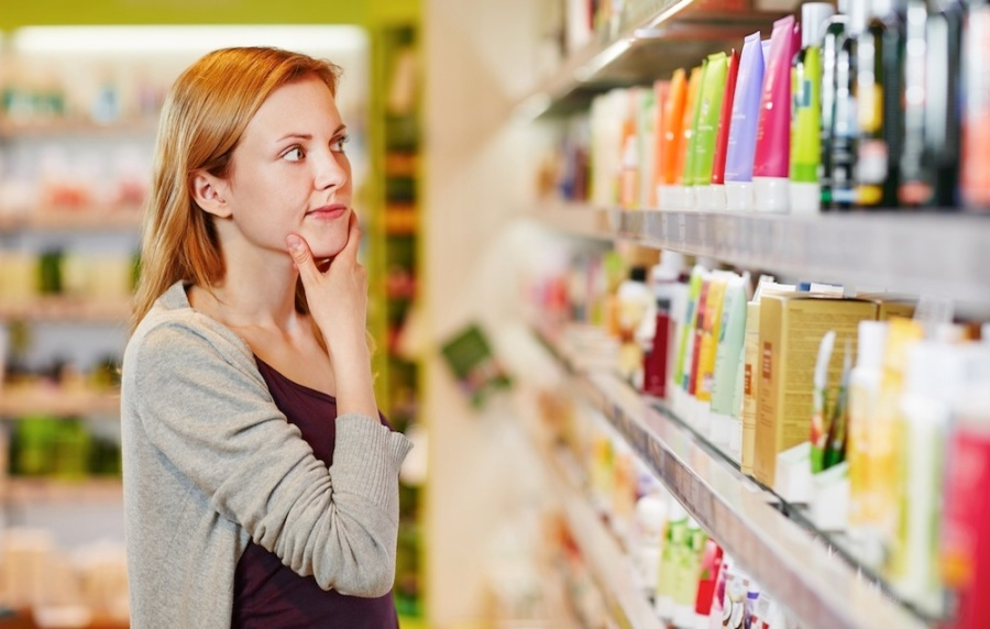 woman-shopping-skin-care